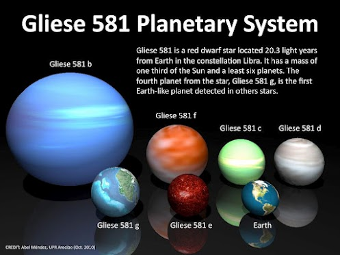 planets and moons similar to earth - photo #18