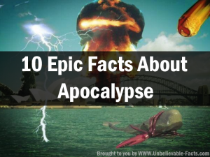 21 December 2012, Epic Facts About Apocalypse .