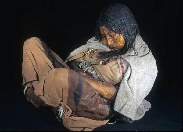 inca children well preserved