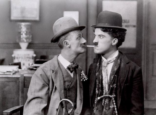 Chaplin Charlie Salary In 1915