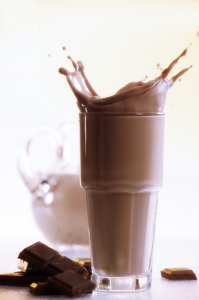 Chocolate Milk- An Ideal Energy Drink!