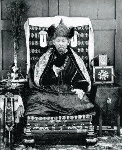 Hambo Lama Itigelov monk