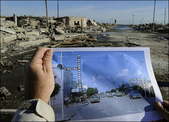 Villa Epecuen : A Town Submerged For 25 Years!