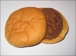 A 14 Year Old Burger Found, Still Looks edible!