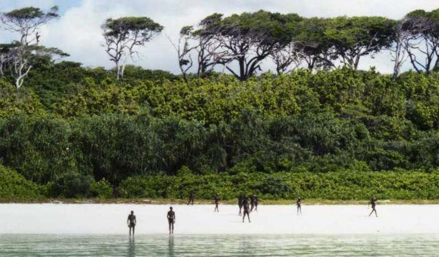 People of North Sentinel Island