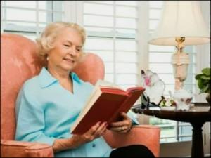 Reading can help prevent Alzheimer's.