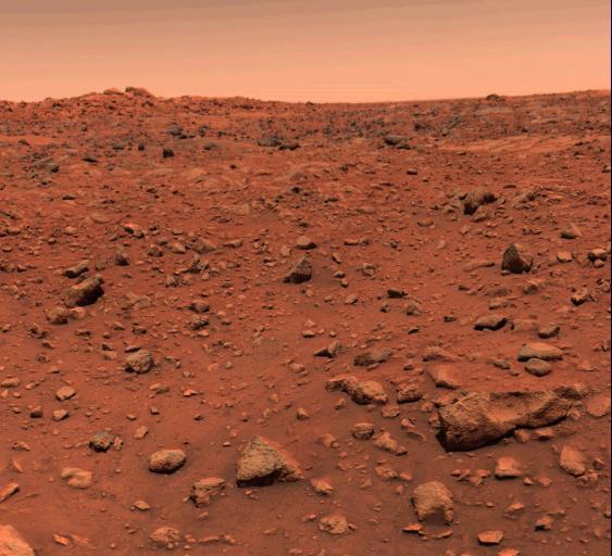 Mars – NASA, Mars Curiosity Rover