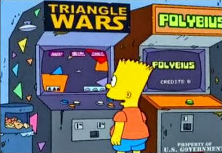 Polybius: A mysterious game