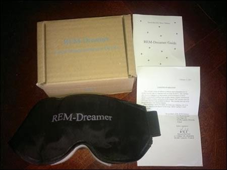 Lucid-Dreaming Mask