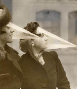 Face Cones Designed To Protect From Snow Storms And Blizzards