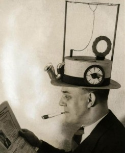 Hat With Integrated Radio