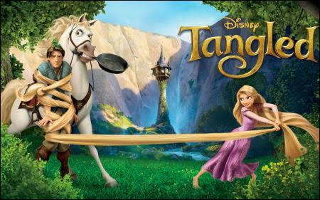 Disney's Tangled Movie