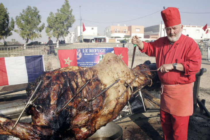 Largest Meal In The World : A Whole Camel