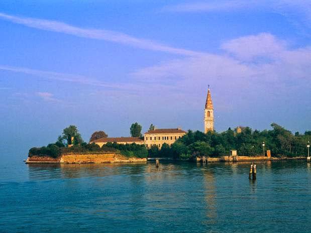 Poveglia, abandoned island outside Venice.
