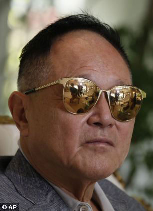 Hong Kong billionaire, Cecil Chao