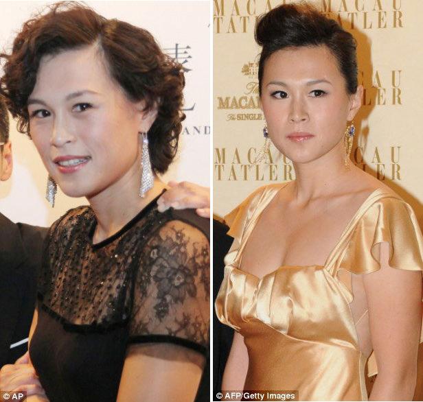 Beautiful Gigi Chao