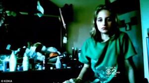 Video footage of Nicole