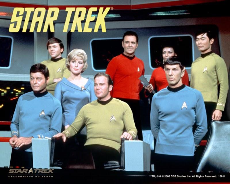 Philosophy and Star Trek