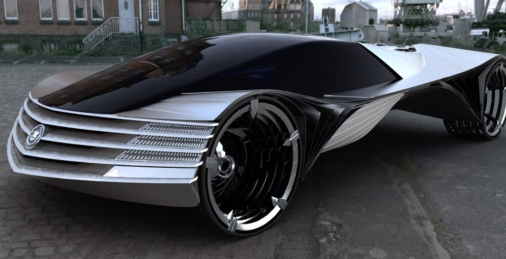 Thorium concept car
