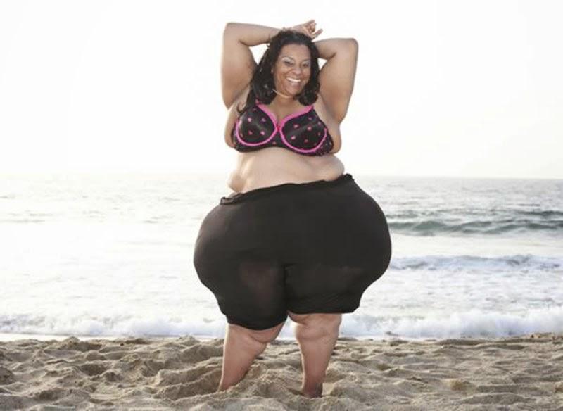 World's Largest hips model