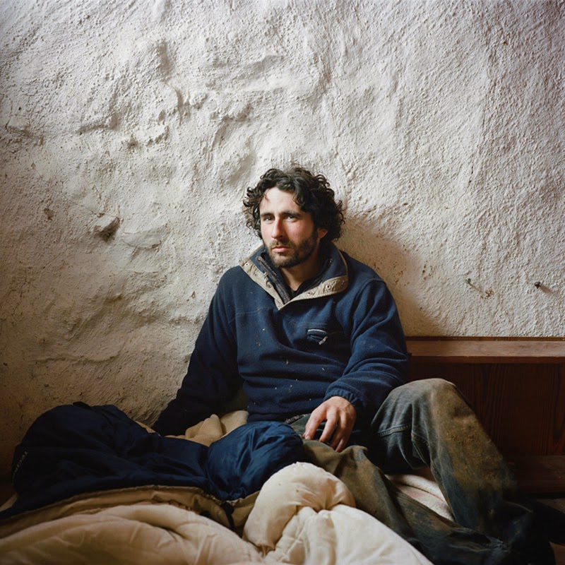 Captivating Images Of People Who Abandoned Civilization For Life In The Wilderness