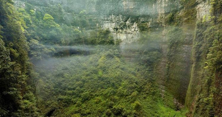 Massive Cave