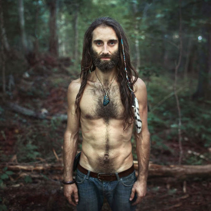 The People Of The Rainbow Gathering