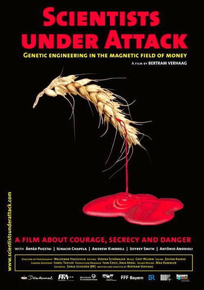 Scientists Under Attack: Genetic Engineering in the Magnetic Field of Money