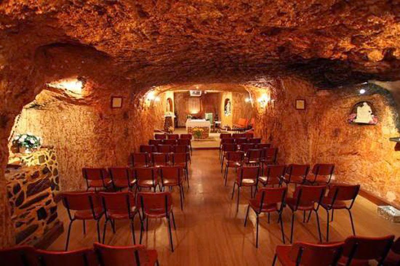 Coober Pedy Where People Live Underground