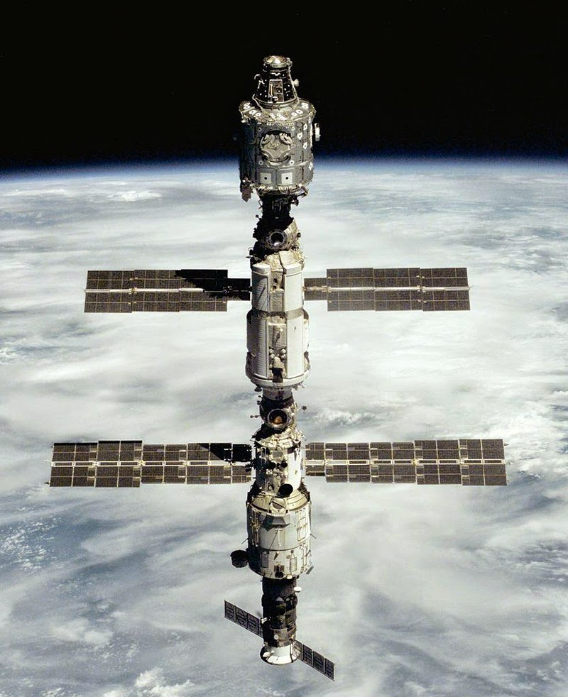 International Space Station, outer Space