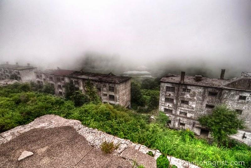 Matsuo Mine in Japan