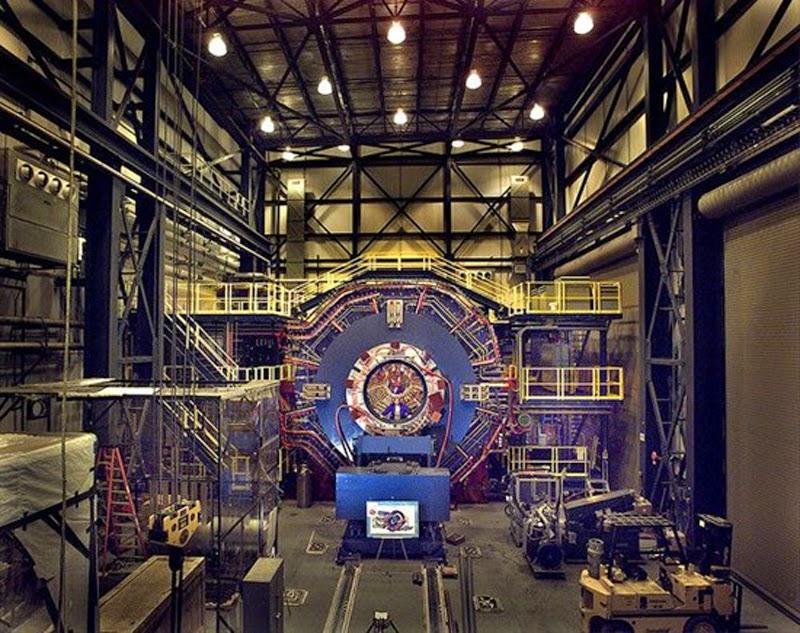Long Island's Brookhaven National Laboratory, New York, USA