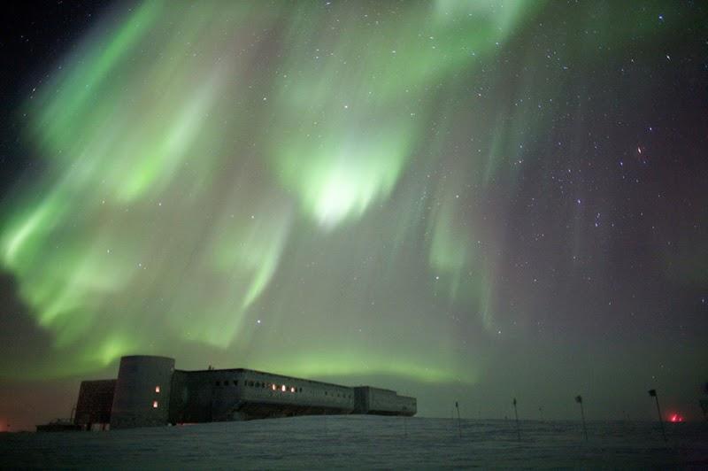 IceCube Neutrino Observatory, Antarctica