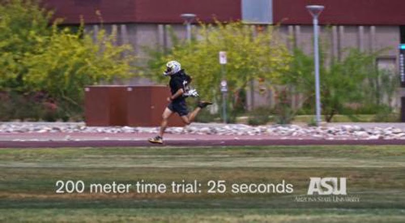 A Jetpack Designed To Help Soldiers Run Faster While Carrying Extra Weight.