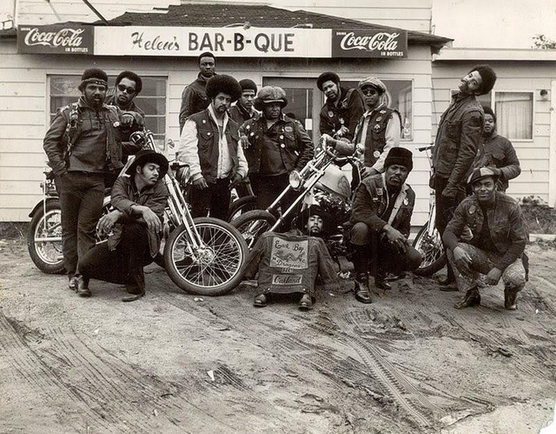 1950's all biker gang