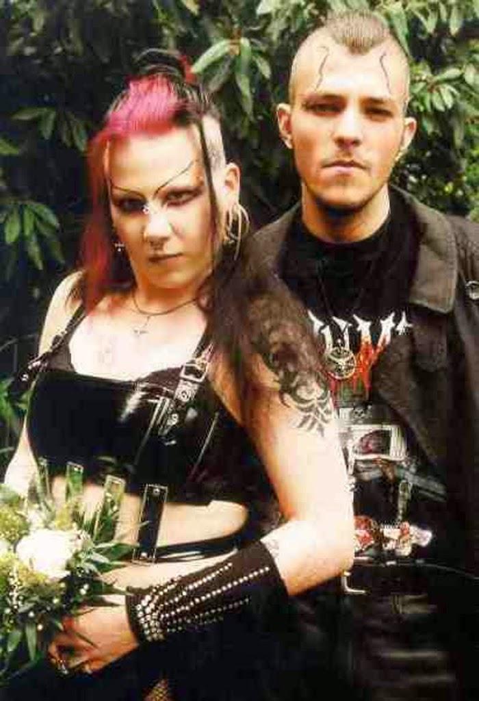 Daniel and Manuela Ruda