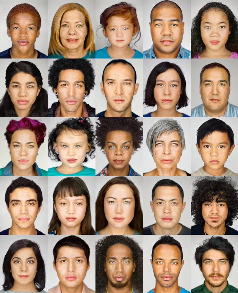"""This is how an """"average American"""" will look like by 2050"""