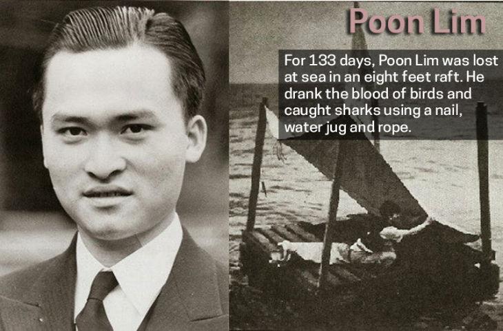 Survivor poon lim