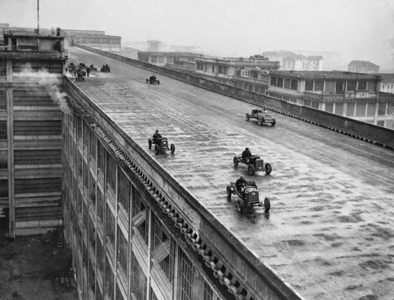 1928: Rooftop Racetrack