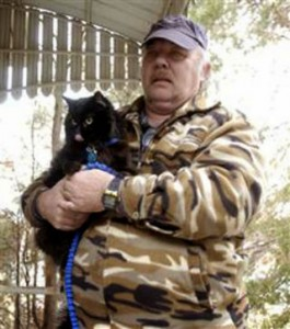Cat saves owners from deadly gas