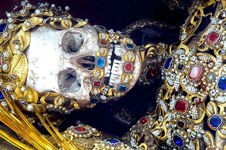 The Catacomb Saints