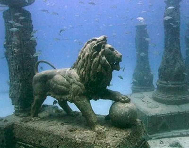 Cleopatra's Palace, Alexandria, Egypt