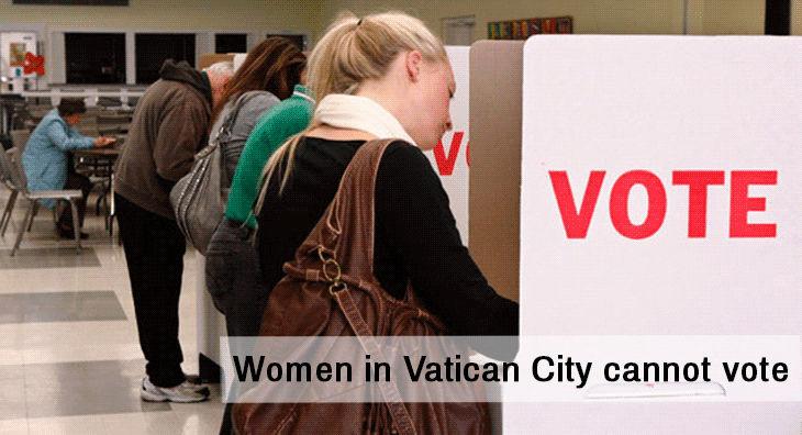 female voting