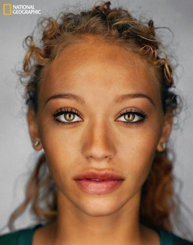 How average american looks like in future
