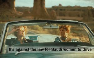 Ban on women