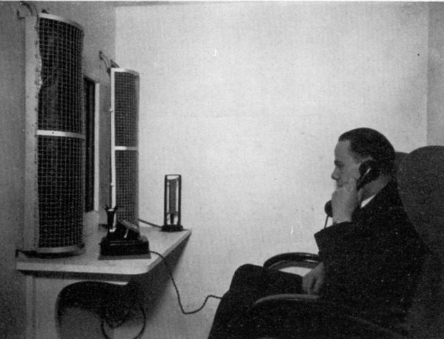 First Videophone