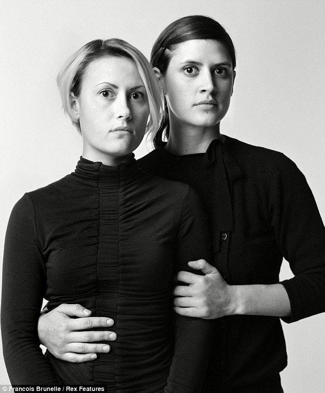 Alex Bertosik and Victoria Stusiak