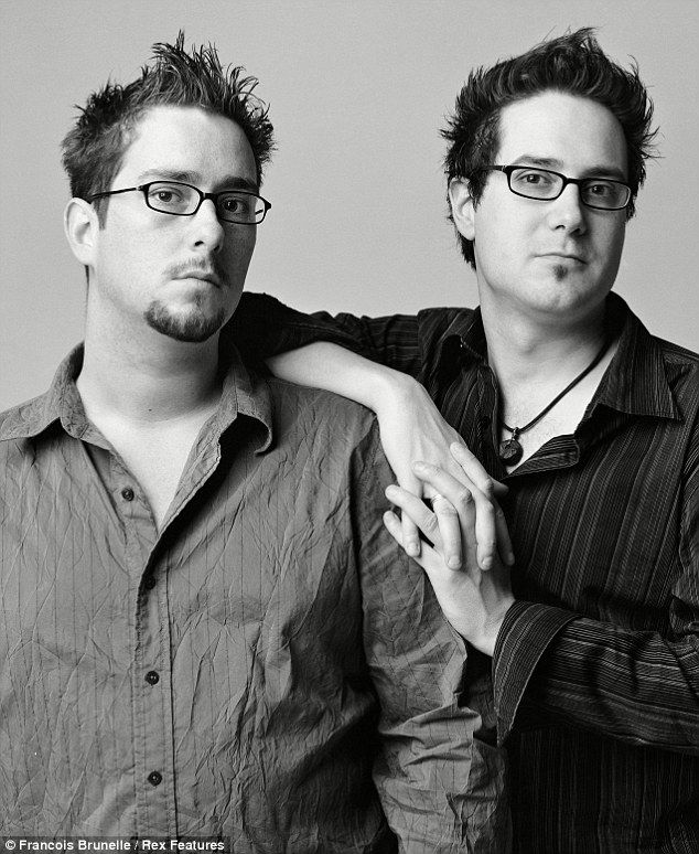 Ian Perrreault and Alain Roberge
