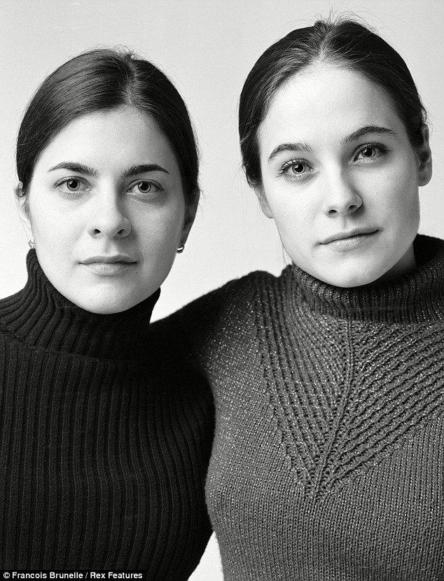 Sylvie Gagnon and Caroline Dhavernas
