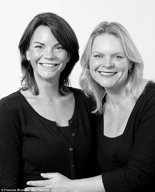 Tamara Stomphorst and Sandra Meines